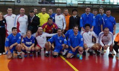 Gloriile fotbalului românesc şi-au dat întâlnire la Iaşi