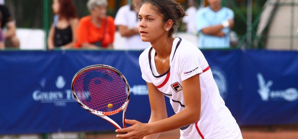 Andreea Mitu a urcat 11 poziții în ierarhia WTA