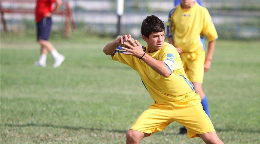 LPS Roman a câştigat Olimpiada Naţională a Sportului Şcolar la oină