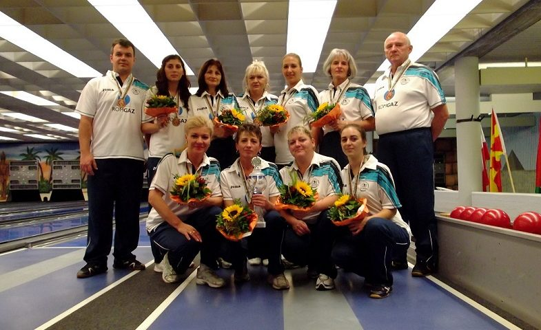 Romgaz Electromureş, medaliată cu bronz la Cupa Europei