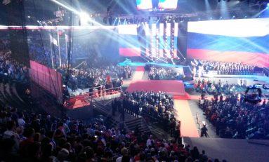 Deschidere cu fast la Sport Accord Combat Games