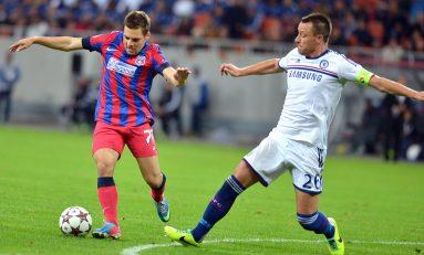 Steaua pierde fără drept de apel în faţa lui Chelsea
