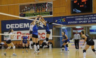 Dinamo, Bacău și Blaj s-au desprins în fruntea Diviziei A1 feminine