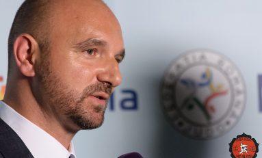 Eduard Doandeş a primit o funcţie în cadrul Federaţiei Internaţionale de Judo