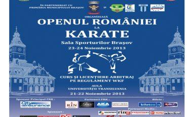 Braşovul, capitala unificării Karate-ului românesc