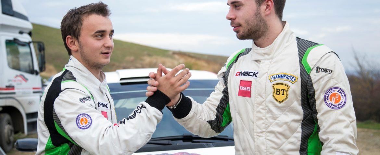 Napoca Rally Academy a inceput testele pentru sezonul 2014