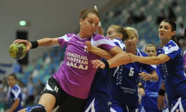 HC Zalău debtuează în actualul sezon al Cupei EHF