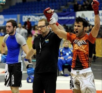 EXCLUSIV România s-a calificat în premieră la Cupa Mondială de MMA