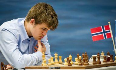 Magnus Carlsen este noul campion mondial la şah