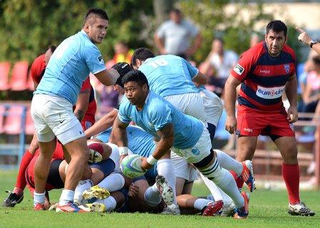 Superliga de rugby debutează la finalul lunii martie