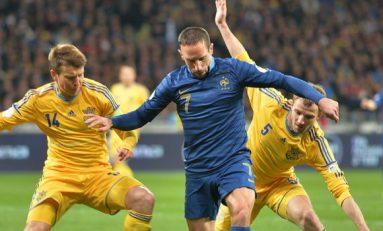Ucraina, surpriza serii la barajele pentru CM de fotbal. Islanda păstrează șanse de calificare