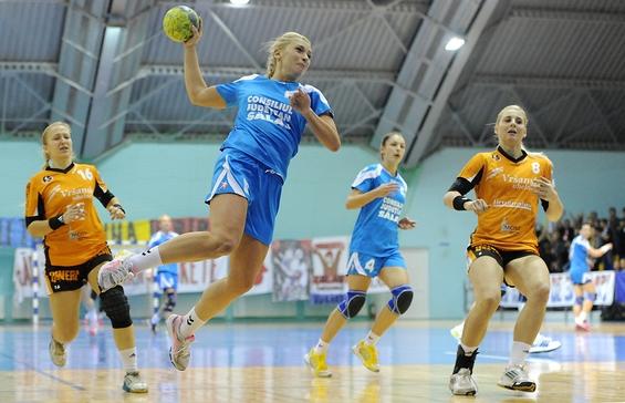 HC Zalău, eliminată din Cupa EHF