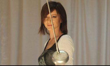 Ana Maria Brânză va primi astăzi premiul pentru cea mai bună spadasină a anului 2013