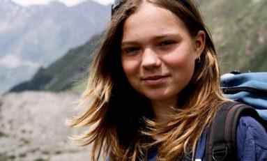 """Crina Coco Popescu, desemnată """"Cea mai de succes tânără alpinistă din lume"""""""
