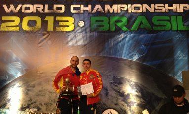 Pas cu pas spre titlul mondial pentru Cristi Spetcu