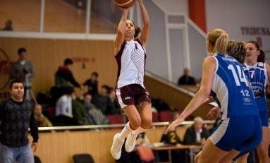 Rapid Bucureşti bifează al doilea succes consecutiv în Liga Naţională de Baschet Feminin