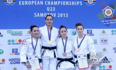 Două medalii de aur româneşti în prima zi a CE de judo U-23