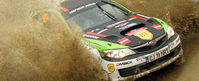 Piloţii Napoca Rally Academy au participat la ultima etapă din Campionatul Mondial de Raliuri