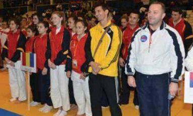 Tânăra elită a ju-jitsului mondial, reunită la București