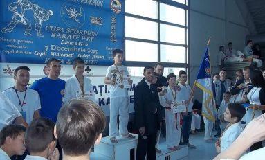 """Tinerele speranţe ale karate-ului românesc s-au întâlnit la """"Cupa Scorpion"""""""