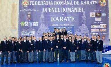 """""""Open"""" pentru unificarea karateului românesc"""