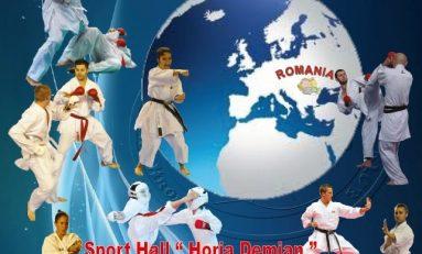 Clujul găzduiește Cupa Campionilor Europeni la karate WUKF