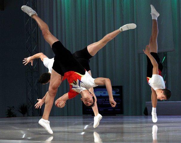 EXCLUSIV Programul competiţional al lotului naţional de gimnastică aerobică în 2014
