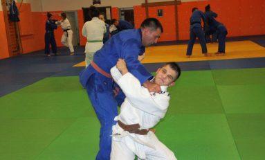 Judo pentru nevăzători la Cluj