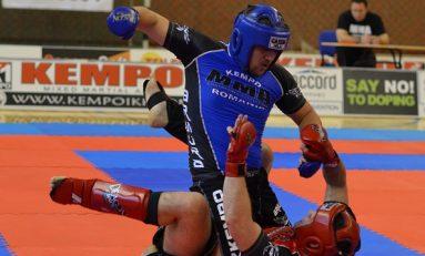 "INTERVIU Amatto Zaharia: ""Nivelul tehnic al sportivilor din MMA a crescut foarte mult!"""