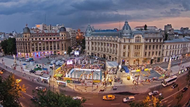 România va găzdui în premieră un Campionat European de baschet 3×3