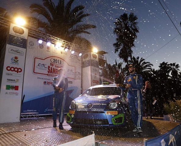 Andrea Crugnola participă la Europeanul de raliuri cu echipa Napoca Rally Academy