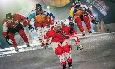 Finlanda deschide sezonul Red Bull Crashed Ice