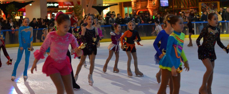 Talent, determinare, ambiţie și speranțe pe gheață