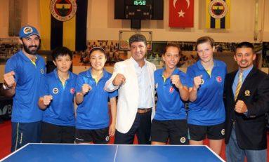 O româncă, la un pas de câştigarea Ligii Campionilor la tenis de masă! Eliza Samara şi Fenerbahce Istanbul s-au calificat în finală