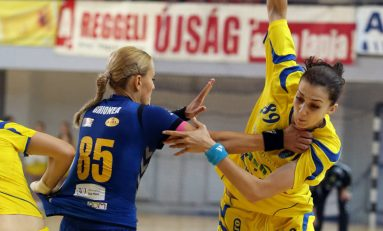 Liga Națională de handbal feminin a ajuns la finalul turului