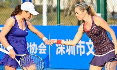 Monica Niculescu şi Florin Mergea au spus adio turneului Australian Open