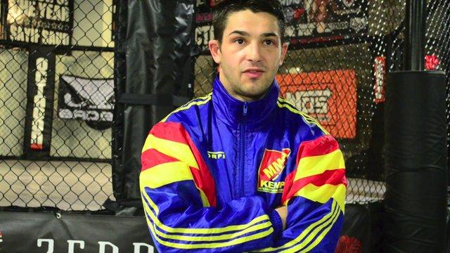 George Păcurariu, autorul celui mai spectaculos K.O. din MMA în 2013, în ancheta AXS TV