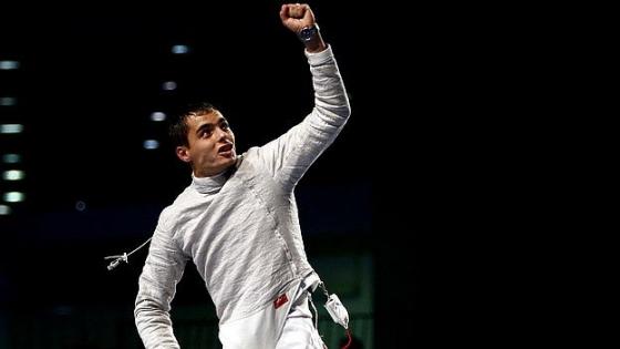 Tiberiu Dolniceanu a câștigat Cupa Mondială de sabie de la Moscova!