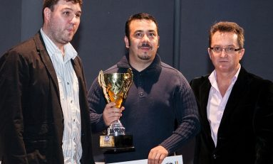 Laureaţii SKDUN, premiaţi de primarul Robert Negoiţă
