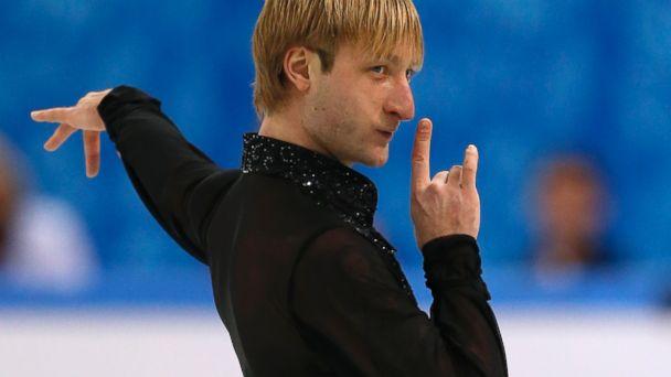 Evgeny Plushenko şi-a pus patinele în cui