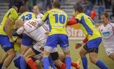 România a pierdut cu Georgia și a ratat șansa unui duel cu Noua Zeelandă la CM de rugby