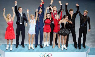Primul aur rusesc la Soci