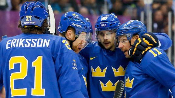 Hocheiul pe gheaţă a debutat la Soci! Suedia şi Elveţia, primele care au triumfat pe patinoarele ruseşti