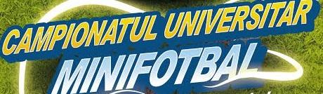 Programul etapei a 2-a a Campionatului Universitar de Minifotbal