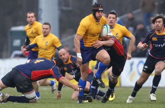 România s-a calificat la Cupa Mondială de rugby