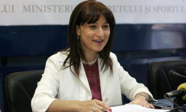 """EXCLUSIV Sorina Plăcintă, fost ministru al Sportului: """"Nu sunt vizată de raportul Curţii de Conturi!"""""""