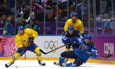 J.O. de la Soci: Canada-Suedia, marea finală a turneului de hochei. SUA, marea perdantă