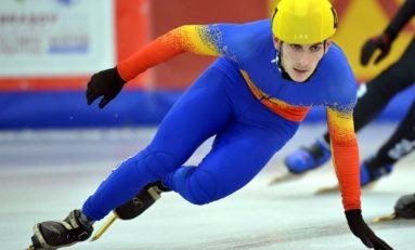 """Micii """"vitezomani"""" ai patinajului românesc au participat la Campionatele Mondiale"""