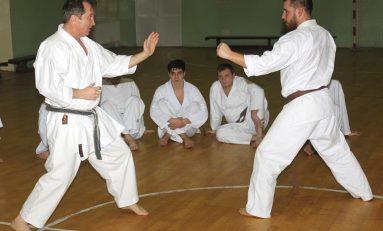 Oraşul lui Bacovia, gazdă pentru stagiul de karate SKDUN