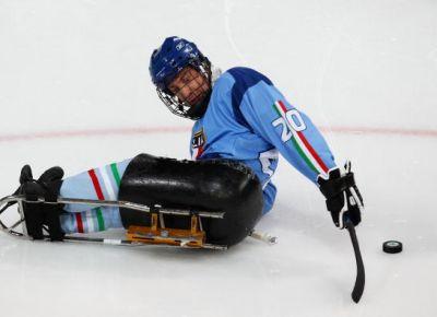 Un italian, testat pozitiv la Jocurile Paralimpice de Iarnă
